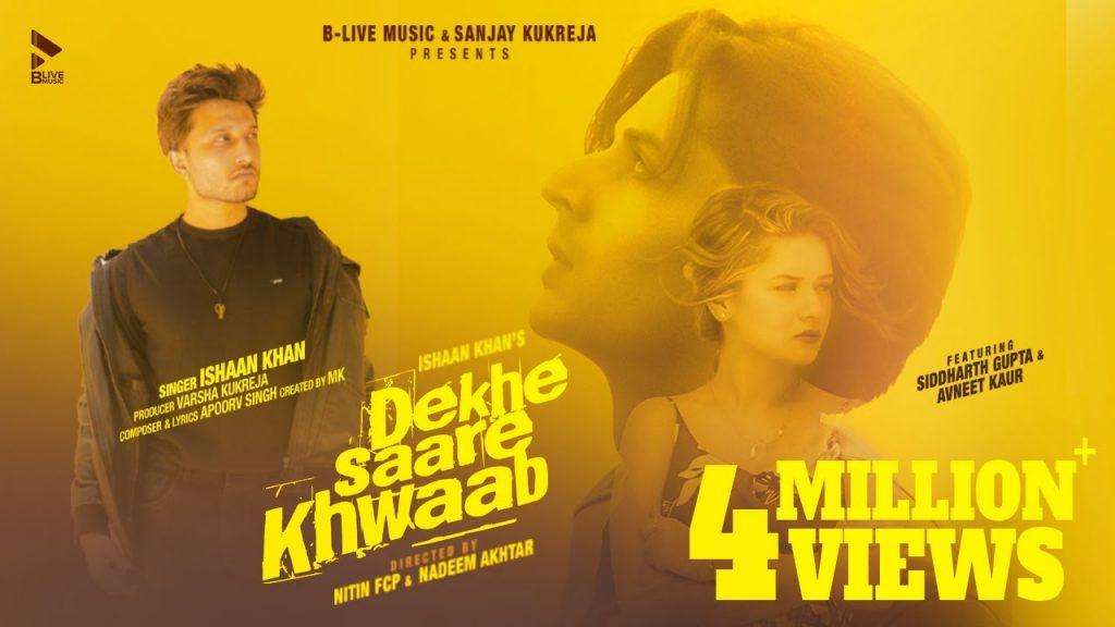 Dekhe Saare Khwaab Lyrics in Hindi