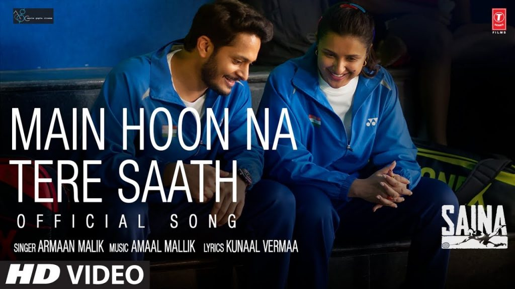 Main Hoon Na Tere Sath Lyrics in Hindi