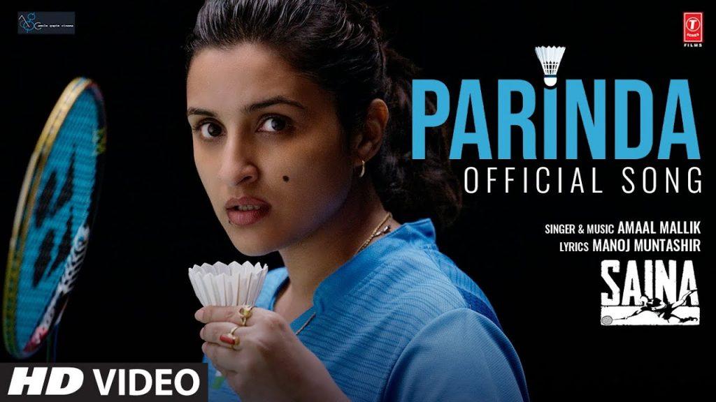 Parinda Lyrics in Hindi