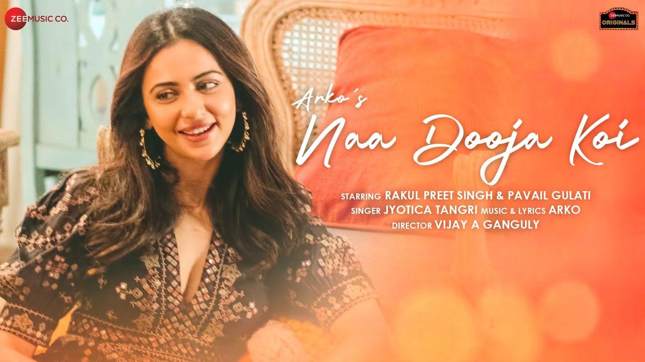 Naa Dooja Koi Song Lyrics in Hindi