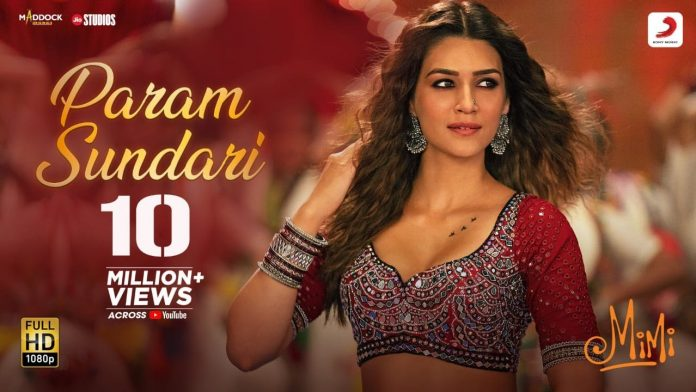 Param Sundari Song Lyrics in Hindi
