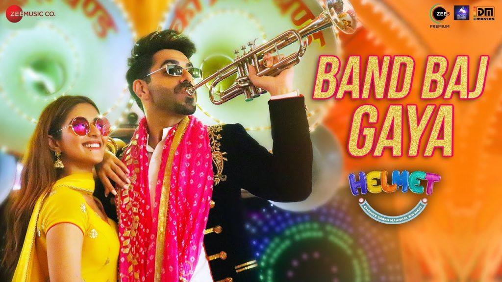 Band BAj Gaya Song Lyrics in Hindi