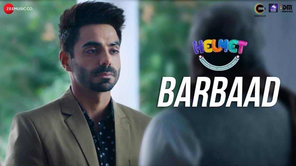 Barbaad Song Lyrics in Hindi