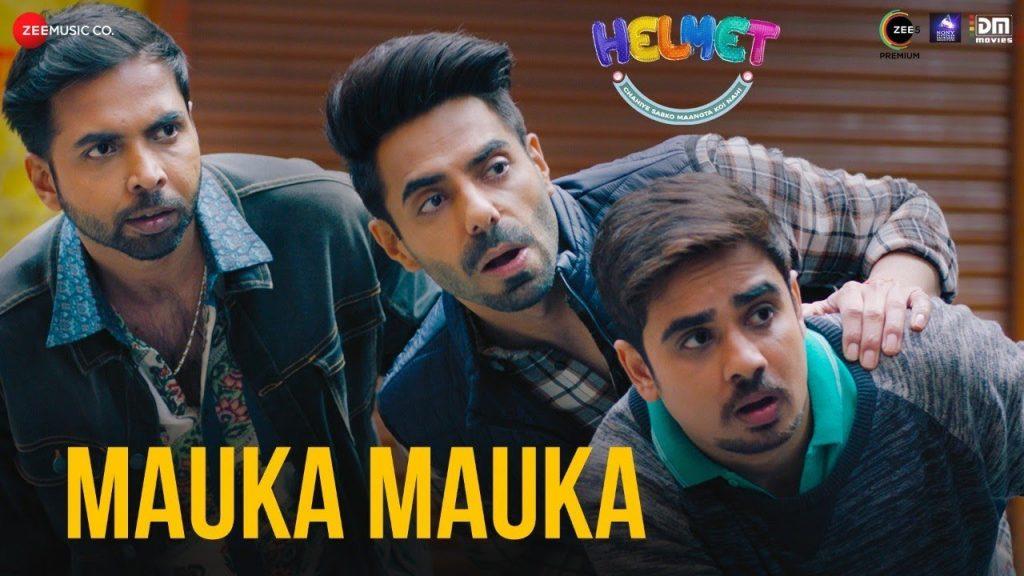 Mauka Mauka Song Lyrics In Hindi