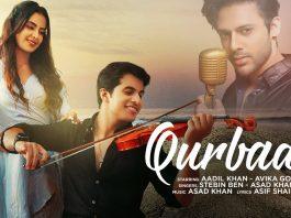 Qurbaan Song Lyrics in Hindi
