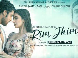 Rim JHim Song Lyrics in Hindi